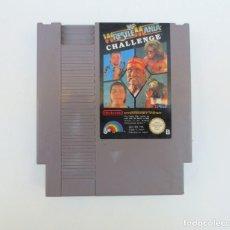 Videojuegos y Consolas: NINTENDO NES - WF WRESTLE MANIA - AÑO 1985. Lote 192651783
