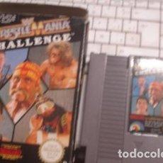 Videojogos e Consolas: WRESTLE MANIA CHALLENGE NINTENDO NES - PORTAL DEL COL·LECCIONISTA . Lote 193677897
