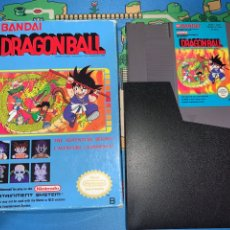 Videojuegos y Consolas: DRAGON BALL NINTENDO NES PAL B DRAGONBALL. Lote 193970331