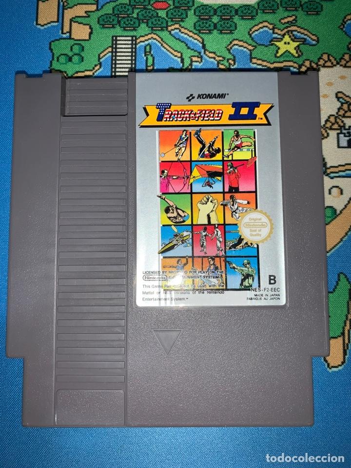 TRACK AND FIELD 2 II NINTENDO NES (Juguetes - Videojuegos y Consolas - Nintendo - Nes)