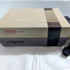 Videojuegos y Consolas: CONSOLA NINTENDO NES INCOMPLETA.. Lote 194302850