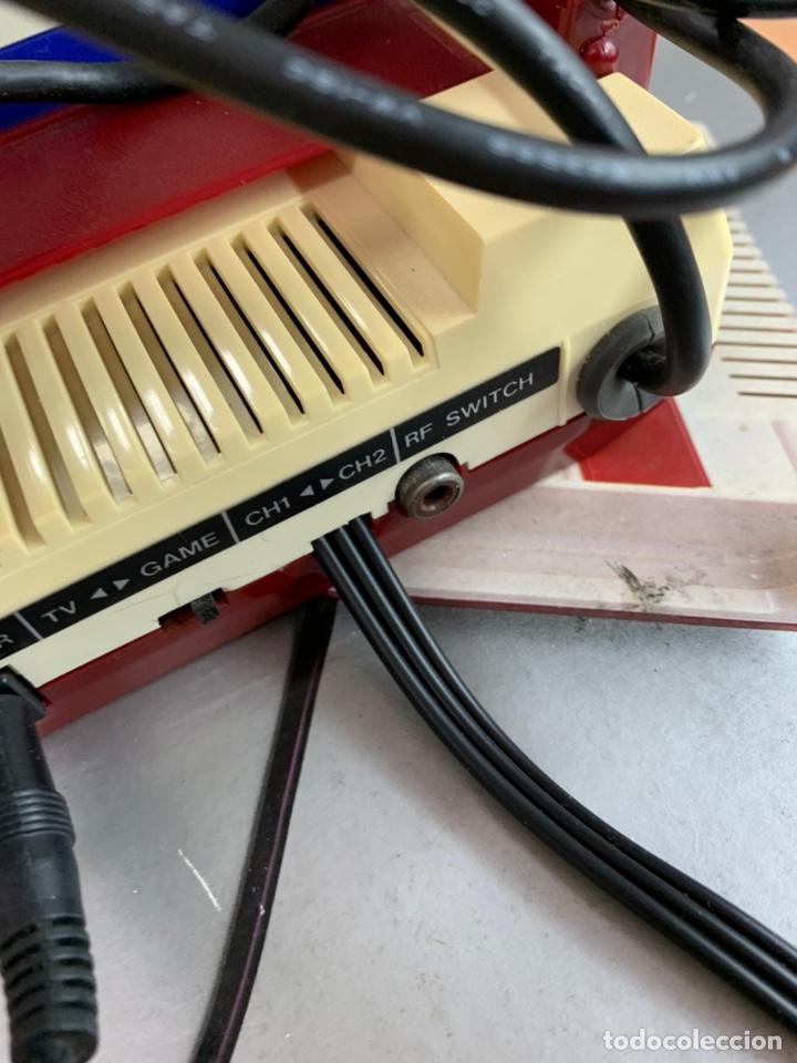 Videojuegos y Consolas: Nintendo Famicom completa modificada rca family computer - Foto 4 - 194639817