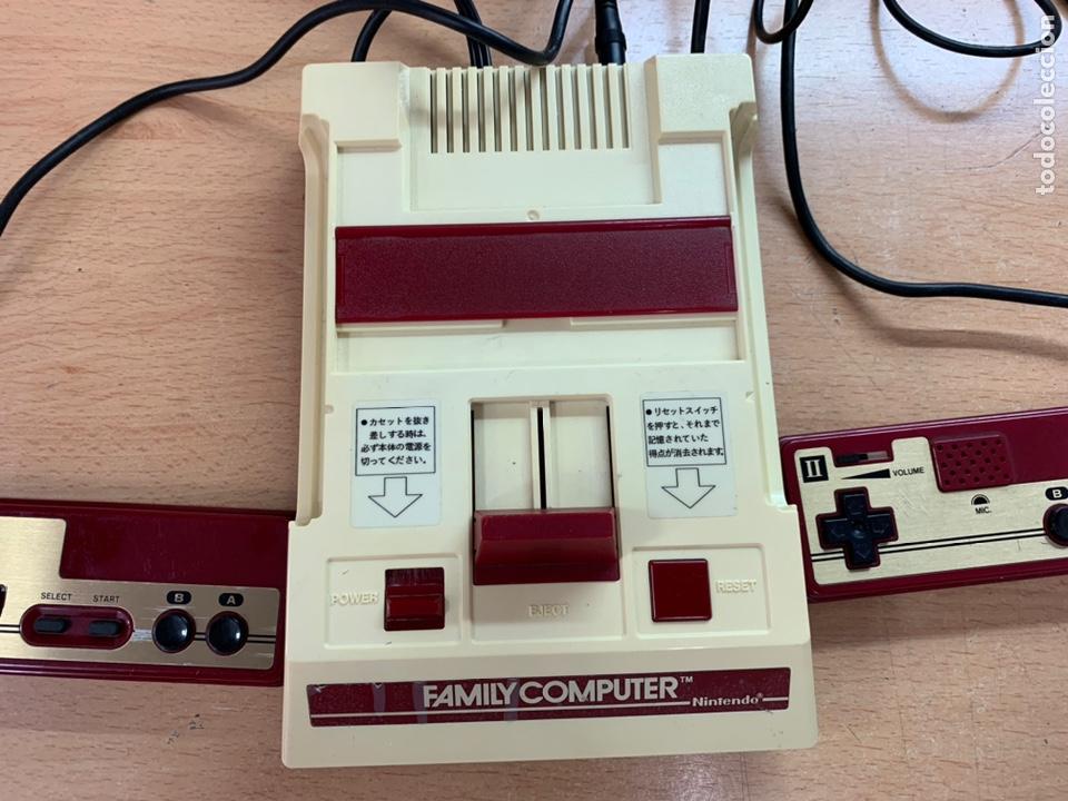 Videojuegos y Consolas: Nintendo Famicom completa modificada rca family computer - Foto 6 - 194639817