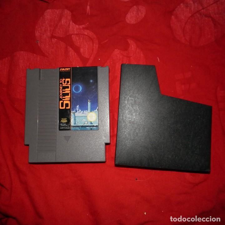 JOURNEY TO SILIUS (1990) NES NINTENDO SUNSOFT NTSC (Juguetes - Videojuegos y Consolas - Nintendo - Nes)