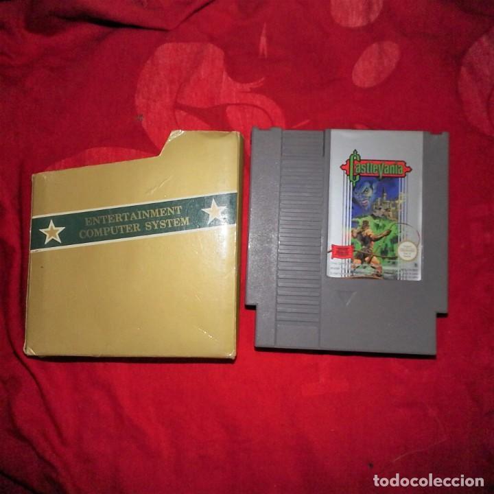 CASTLEVANIA (1987) NES NINTENDO CLÁSICO KONAMI NTSC (Juguetes - Videojuegos y Consolas - Nintendo - Nes)