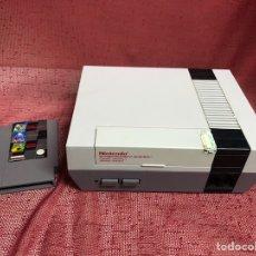 Videojuegos y Consolas: CONSOLA NINTENDO NES. Lote 195028588