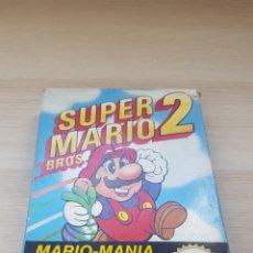 Videojuegos y Consolas: SUPER MARIO 2 NES PAL-B. Lote 195074766