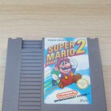 Videojuegos y Consolas: SUPER MARIO 2 NES PAL-B. Lote 195075550