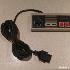 Videojuegos y Consolas: MANDO PAD NINTENDO NES ORIGINAL. Lote 195216707