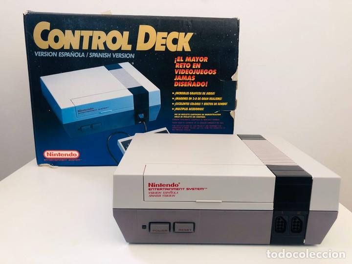 NINTENDO ENTERTAINMENT SYSTEM (Juguetes - Videojuegos y Consolas - Nintendo - Nes)