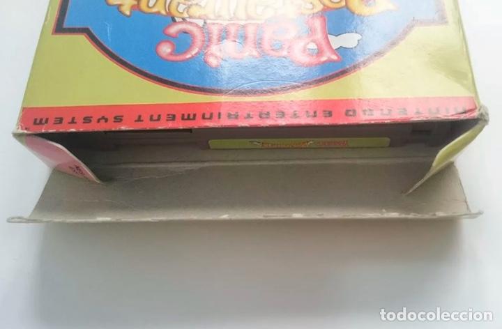 Videojuegos y Consolas: Nintendo Panic Restaurant NES PAL ESPAÑA! Muy buscado! - Foto 4 - 195334632