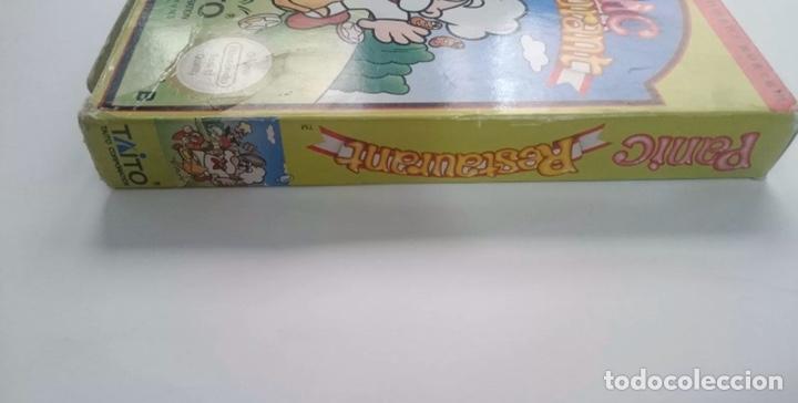 Videojuegos y Consolas: Nintendo Panic Restaurant NES PAL ESPAÑA! Muy buscado! - Foto 6 - 195334632