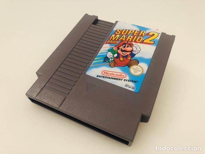 SUPER MARIO BROS 2 NINTENDO (Juguetes - Videojuegos y Consolas - Nintendo - Nes)