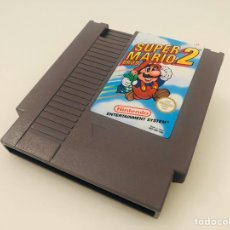 Videojuegos y Consolas: SUPER MARIO BROS 2 NINTENDO. Lote 195390313