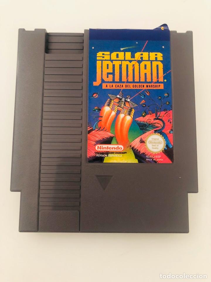 Videojuegos y Consolas: Solar Jetman Nintendo - Foto 2 - 195390712