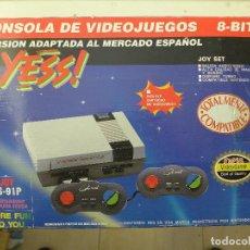 Videojuegos y Consolas: CONSOLA COMPATIBLE CON NINTENDO NES - YESS - JOY YS-91P. Lote 197225086
