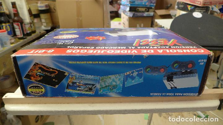 Videojuegos y Consolas: CONSOLA COMPATIBLE CON NINTENDO NES - YESS - JOY YS-91P - Foto 3 - 197225086