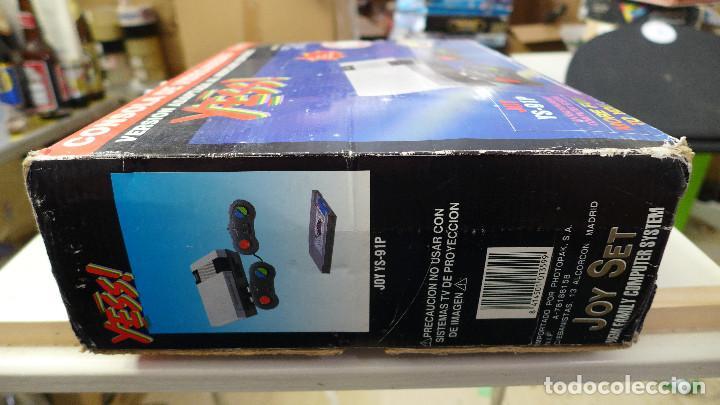 Videojuegos y Consolas: CONSOLA COMPATIBLE CON NINTENDO NES - YESS - JOY YS-91P - Foto 4 - 197225086