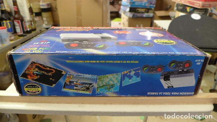 Videojuegos y Consolas: CONSOLA COMPATIBLE CON NINTENDO NES - YESS - JOY YS-91P - Foto 5 - 197225086