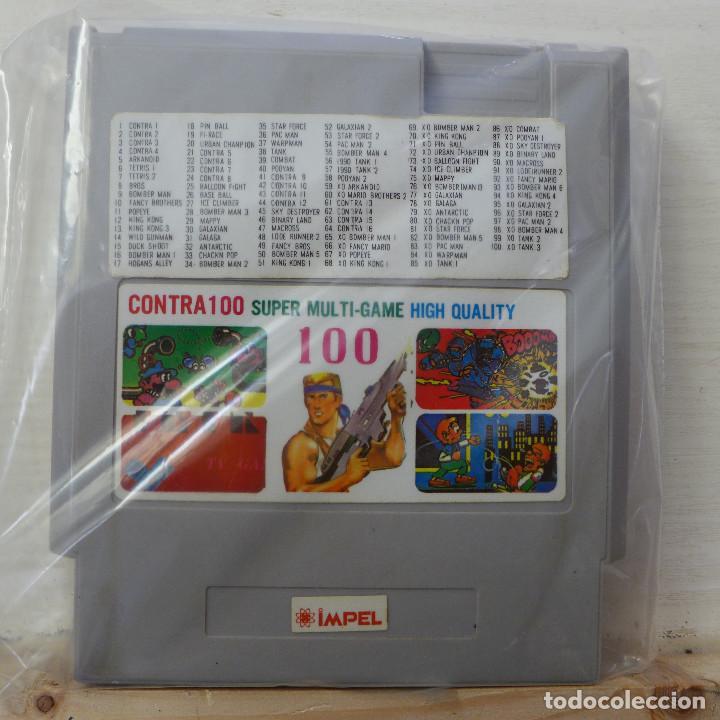 Videojuegos y Consolas: CONSOLA COMPATIBLE CON NINTENDO NES - YESS - JOY YS-91P - Foto 18 - 197225086