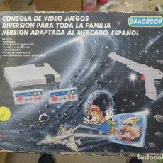 Videojuegos y Consolas: CONSOLA SPACECOP COMPATIBLE CON NINTENDO NES . Lote 197226473