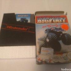 Videojuegos y Consolas: JUEGO NINTENDO NES, BIG FOOT. Lote 197429558