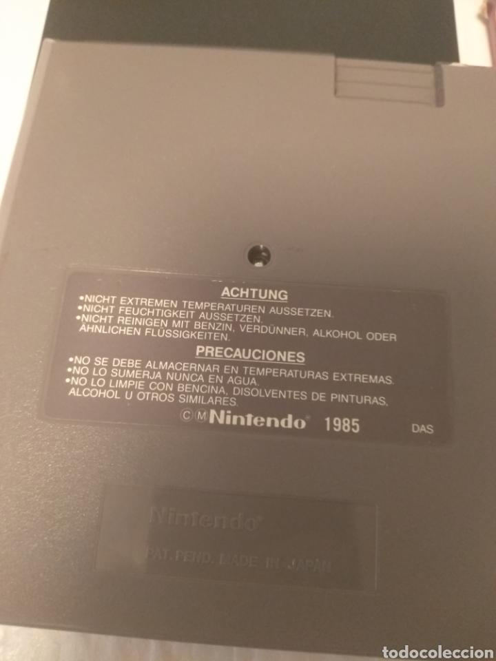 Videojuegos y Consolas: Juego Nintendo NES, Snake Rattle n Roll - Foto 5 - 197430206