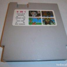 Videojuegos y Consolas: CARTUCHO 4 EN 1 PARA NINTENDO NES. Lote 228367765