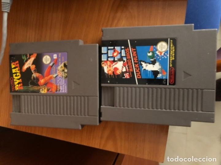 Videojuegos y Consolas: Nintendo Nes - Foto 4 - 198261951