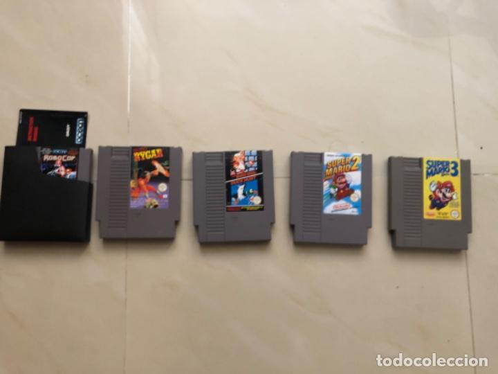 Videojuegos y Consolas: Nintendo Nes - Foto 6 - 198261951