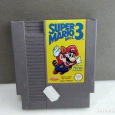 Videojuegos y Consolas: JUEGO PARA NINTENDO NES SUPER MARIO 3. Lote 198983232
