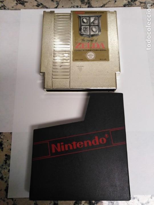 Videojuegos y Consolas: Juego Ness The Legend of Zelda - Foto 3 - 199248512