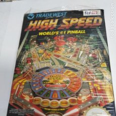 Videojuegos y Consolas: JUEGO NESS HIGH SPEED. Lote 199249537