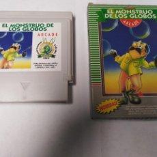 Videojuegos y Consolas: JUEGO EL MONSTRUO DE LOS GLOBOS . Lote 199249816