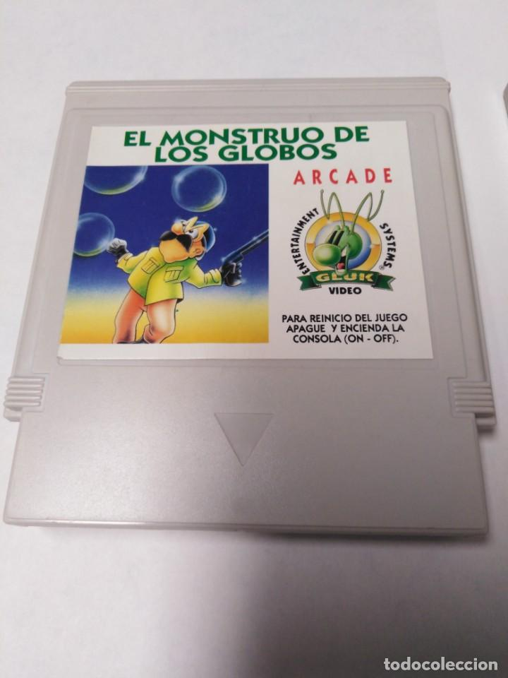 Videojuegos y Consolas: Juego El Monstruo de los Globos - Foto 3 - 199249816
