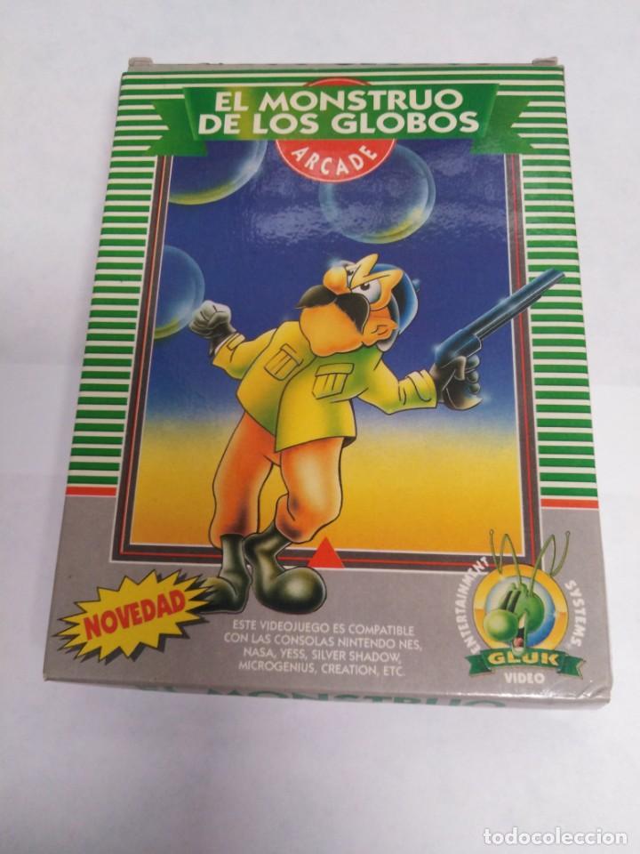 Videojuegos y Consolas: Juego El Monstruo de los Globos - Foto 4 - 199249816