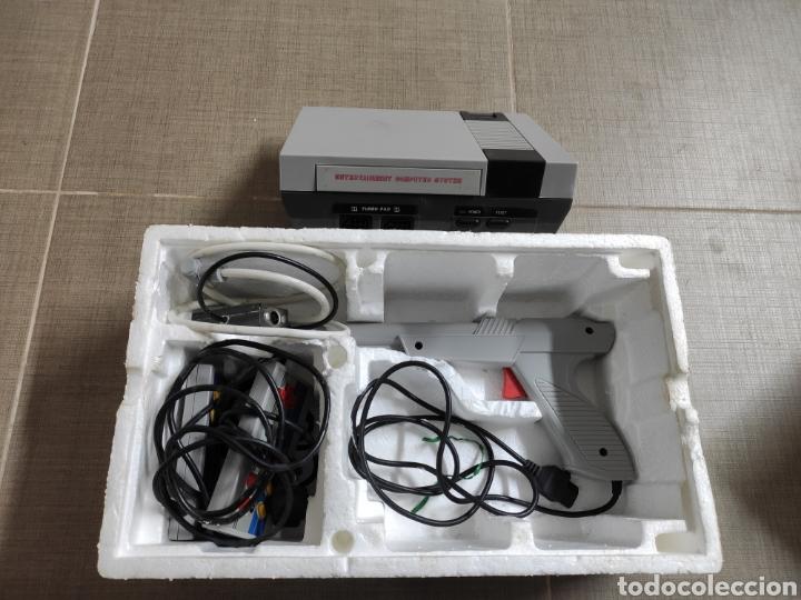 Videojuegos y Consolas: Nintendo clonica tipo NES - Foto 2 - 199337068