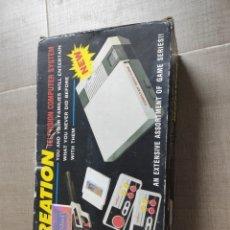 Videojuegos y Consolas: NINTENDO CLONICA TIPO NES. Lote 199337068