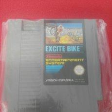 Videojuegos y Consolas: JUEGO NINTENDO NES EXCITE BIKE. Lote 199401016