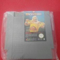 Videojuegos y Consolas: JUEGO NINTENDO NES WRESTLEMANIA. Lote 199402310