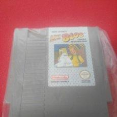 Videojuegos y Consolas: JUEGO NINTENDO NES A BOY AND HIS BLOB. Lote 199402946