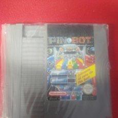 Videojuegos y Consolas: JUEGO NINTENDO NES PIN BOT. Lote 199405196