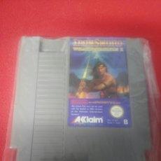 Videojuegos y Consolas: JUEGO NINTENDO NES IRONSWORD. Lote 199446501