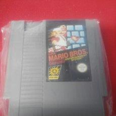 Videojuegos y Consolas: JUEGO NINTENDO NES SUPER MARIO BROS.. Lote 199446931