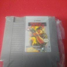 Videojuegos y Consolas: JUEGO NINTENDO NES RUSH'N ATTACK. Lote 199447146