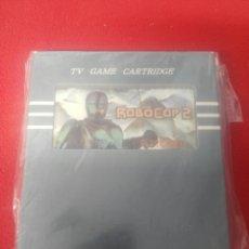 Videojuegos y Consolas: JUEGO CLONICO NINTENDO NES ROBOCOP 2. Lote 199447956