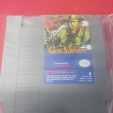 Videojuegos y Consolas: JUEGO NINTENDO NES GUN.SMOKE. Lote 199448410
