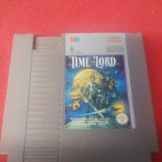 Videojuegos y Consolas: JUEGO NINTENDO NES TIME LORD. Lote 199457283