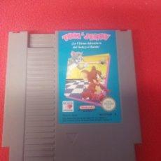 Videojuegos y Consolas: JUEGO NINTENDO NES TOM Y JERRY. Lote 199457520