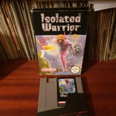 Videojuegos y Consolas: ISOLATED WARRIOR / NES 1991 / PAL. Lote 199866252